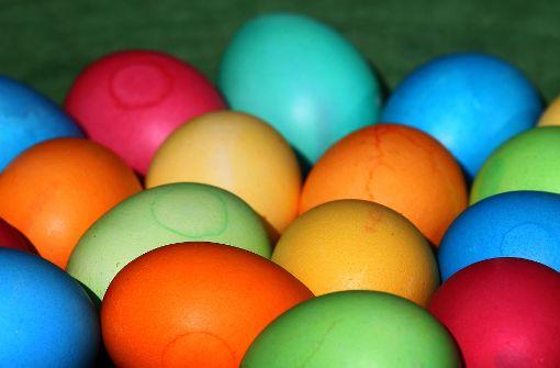 Osterhas' und Eierspaß