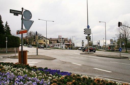 Bezirksbeirat will Kreisverkehr statt sanierter Fahrbahn