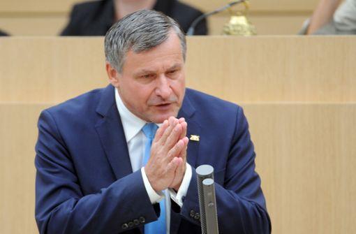 Hans-Ulrich Rülke stellt sich gegen die AfD und hinter Aras
