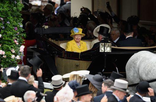 Ein entfernter Cousin von Queen Elizabeth heiratet mit 55 Jahren seinen Partner. (Archivbild) Foto: Getty Images Europe