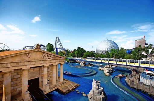 Dies sind die besucherstärksten Einrichtungen in Baden-Württemberg. Platz 1 hat der Europapark Rust inne mit 5,6 Millionen Besuchern in einem Jahr (alle Zahlen für 2016). Foto: Europapark