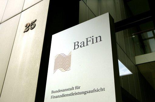 Bafin will Verbraucher schützen
