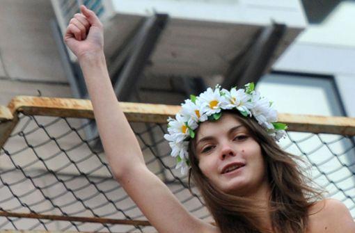 Femen-Mitgründerin tot in Wohnung gefunden