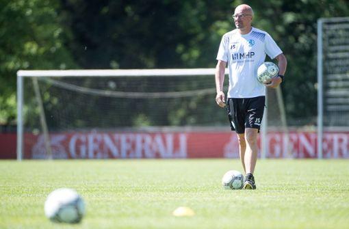 Seeberger bleibt Trainerkandidat