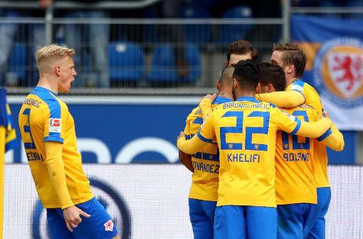 Braunschweig rückt dem VfB auf die Pelle