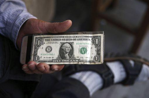 USA setzen härteste Sanktionen gegen den Iran in Kraft