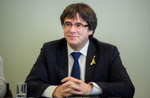 Das schleswig-holsteinische Oberlandesgericht hat die Auslieferung des katalanischen Separatistenführers Carles Puigdemont für zulässig erklärt. Foto: dpa