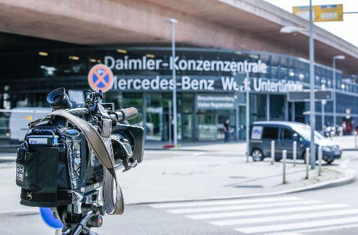Daimler in der Grauzone