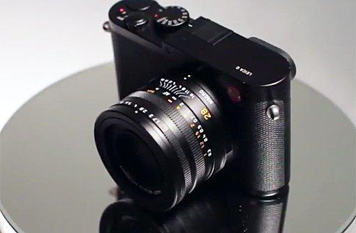 Leica Q Videoansicht