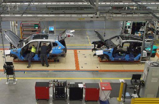 BMW hält an den Produktionsplänen in Mexiko fest