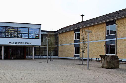 Die Schule wird zur Großbaustelle