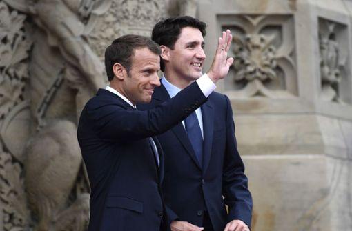 Staatschefs im Netz – zwischen Poltern und  Posieren