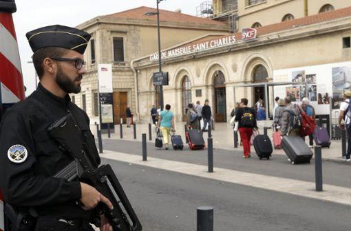 Verdächtiger wird weiter in Frankreich festgehalten