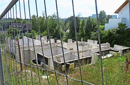 Bauruine verschandelt Stadtteil weiterhin