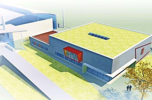 TSV Wolfschlugen plant Vereinszentrum