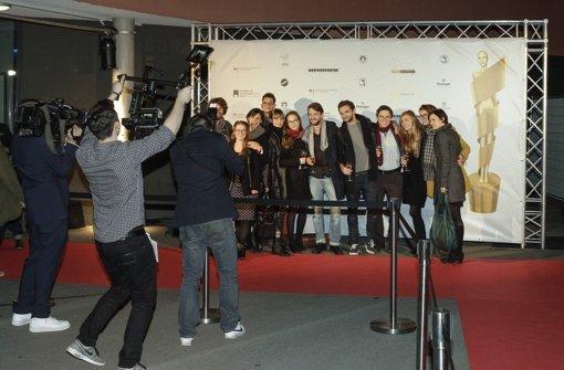 ... bei der Filmakademie in Ludwigsburg. Foto: factum/Bach