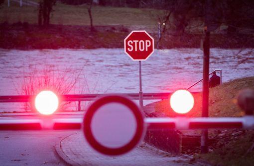 Hochwasser im Land erreicht Scheitelpunkt