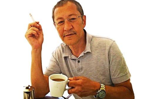 Dicke Uhr, rechte Pöbeleien: Akif Pirinçci Foto: http://akifpirincci.blogspot.de/