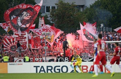 VfB gastiert in Jena, FCB zu den Wölfen