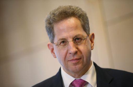 Verfassungsschutz-Chef Maaßen muss Posten räumen