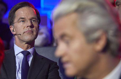 Niederlande starten Europas Superwahljahr