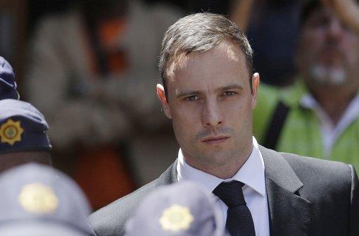 Pistorius kommt aus Gefängnis frei