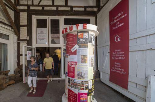 """Der Kunsttag stand unter dem Motto """"Made in Münchingen 2.0"""". Foto: factum/Weise"""