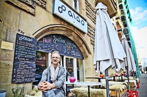 Café Galao kämpft ums Überleben