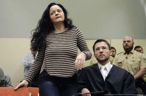 Anklage beantragt zwölf Jahre für Zschäpes Mitangeklagte