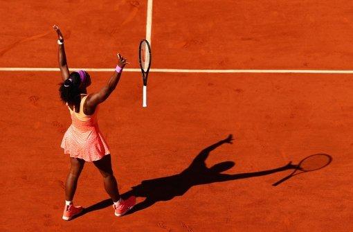Zum Graf-Rekord fehlen nur noch zwei Grand Slams