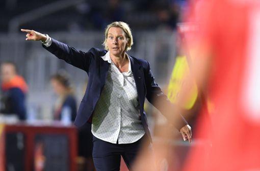 Martina Voss-Tecklenburg wird Bundestrainerin