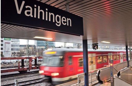 Beim Filder-Dialog über den Anschluss des Flughafens an Stuttgart 21 fällt an diesem Samstag die Entscheidung.    Dabei rückt die Nutzung des Bahnhofs Vaihingen als Umsteigepunkt in den Blick. Foto: StN
