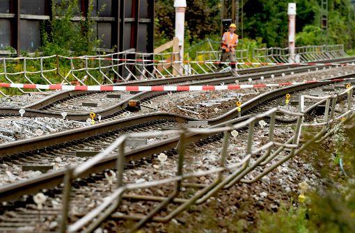 Bahn-Branche warnt vor Lieferausfällen