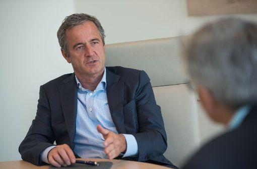 EnBW-Chef Mastiaux: Das Stromnetz ist noch nicht auf die E-Mobilität ausgelegt