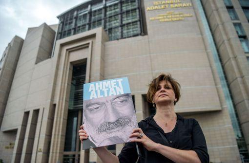 Sechs Journalisten zu lebenslanger Haft verurteilt