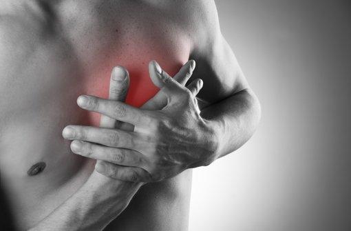Engpass in der Brust