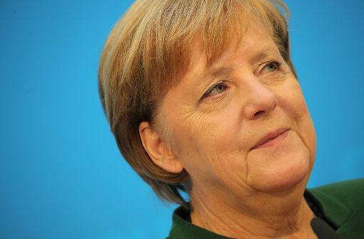 Merkel in der Hand der SPD