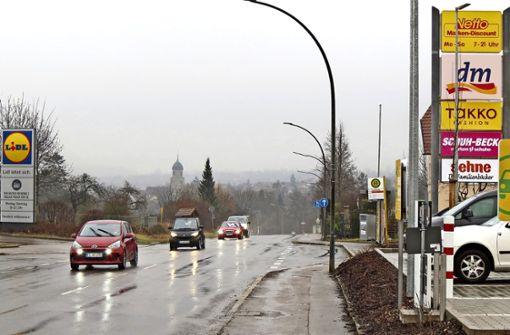Stadträte dringen auf einen Fußgängerweg