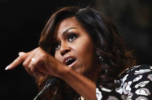 Michelle Obama will US-Präsident Trump niemals verzeihen