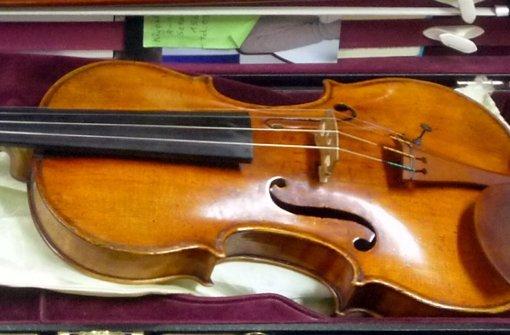 Lügenmärchen um eine Violine