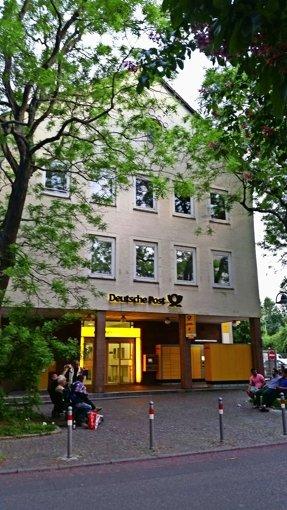 Die Zukunft der Postfiliale bewegt die Gemüter weiter. Foto: Caroline Leibfritz