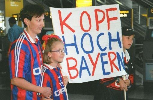 Bayern ins Tal der Tränen stürzte?