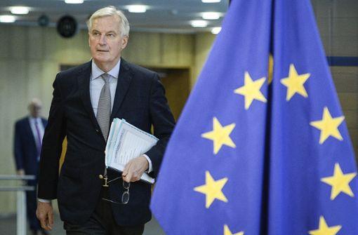 EU bietet Großbritannien Übergangsfrist an