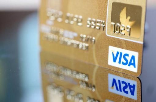 Massive Störungen bei Zahlungen mit Visa