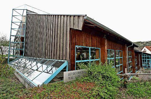 Römerhaus bleibt vorerst geschlossen
