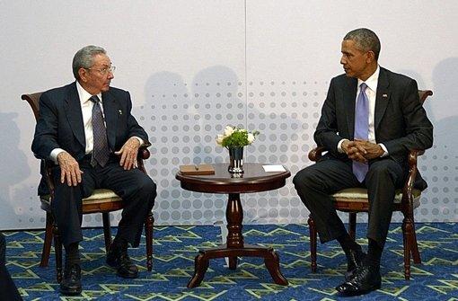 Der Kalte Krieg in der Karibik ist zu Ende