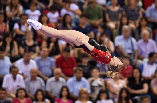Leonie Adam löst das Olympia-Ticket
