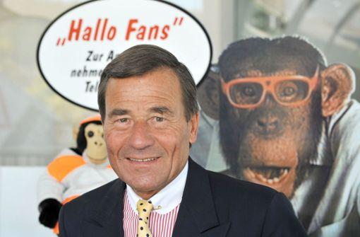 """Zeitweiliger Affen-Verzicht in der Werbung war """"Riesenfehler"""""""