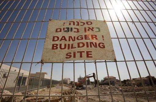Palästinenser fordern Weltgemeinschaft zum Protest auf
