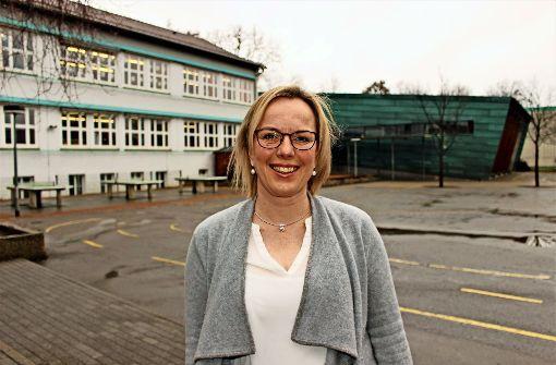 Die neue Rektorin steht vor vielen Herausforderungen